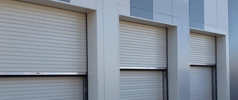 Max Doors acoustic shutter